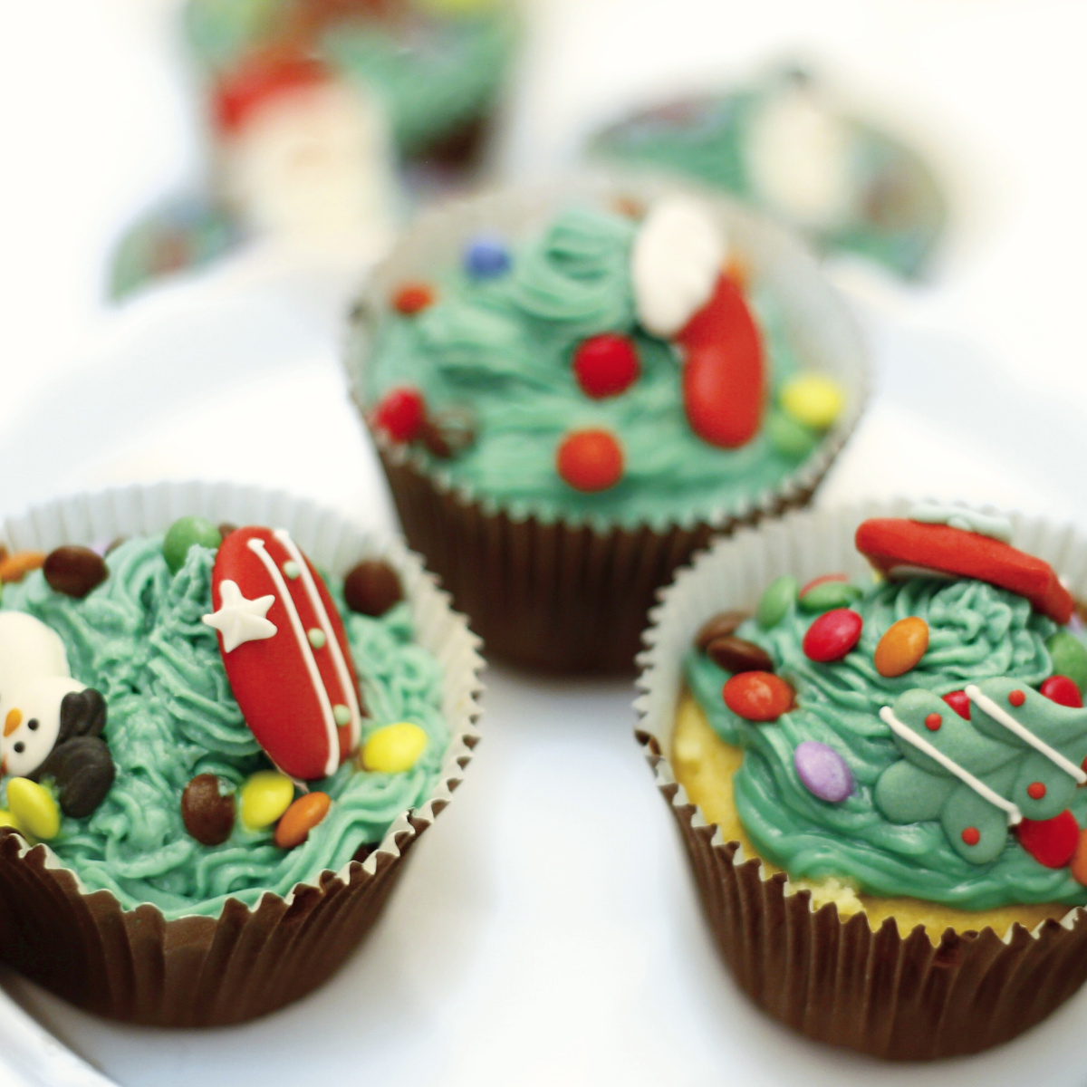weihnachts-cupcakes-moderiamia